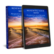 Renewing Your Mind - Perspectives of a Christian Hypnotist- Book
